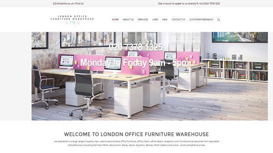 London Office Furniture Warehouse